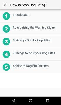 Dog Training : 101(Offline access) screenshot 6