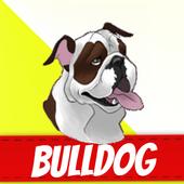 English Bulldog icon