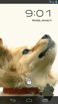 Dog Jump Live Wallpaper screenshot 2