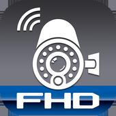 FHD eye cam icon