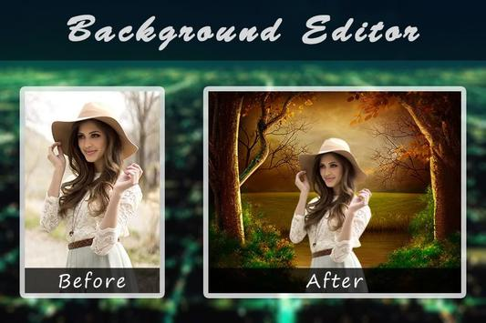 Photo Background Editor poster