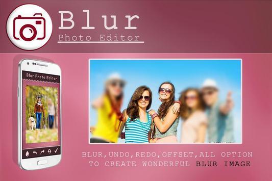 DSLR Camera Blur Photo Effect poster