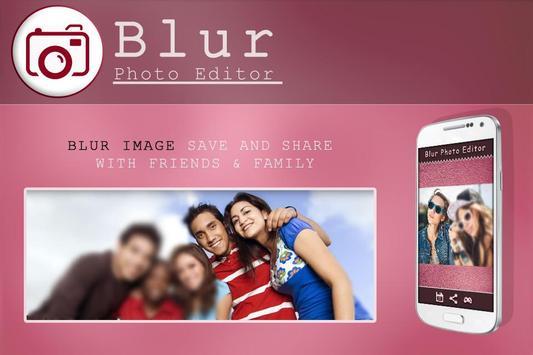 DSLR Camera Blur Photo Effect screenshot 1