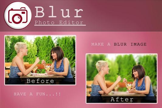 DSLR Camera Blur Photo Effect screenshot 2