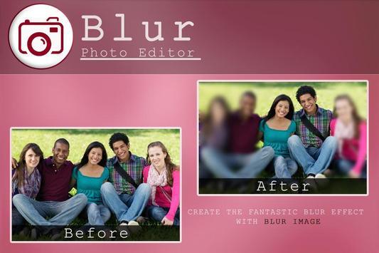 DSLR Camera Blur Photo Effect screenshot 3