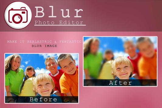 DSLR Camera Blur Photo Effect screenshot 5