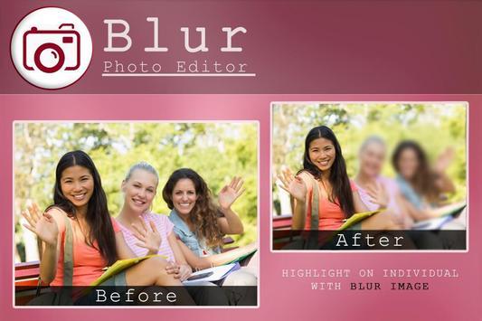 DSLR Camera Blur Photo Effect screenshot 6