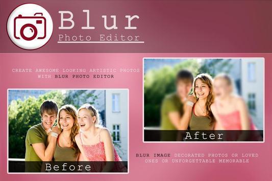 DSLR Camera Blur Photo Effect screenshot 7