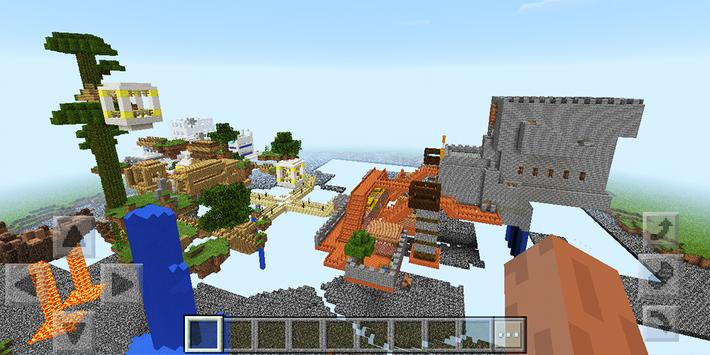 The Bridge Realms MCPE map for Android - APK Download