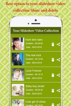 Photo To Video Slideshow Maker apk screenshot