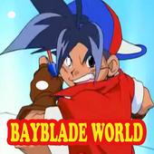 Hint Beyblade World icon