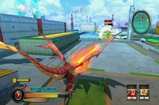 Trick Bakugan New apk screenshot
