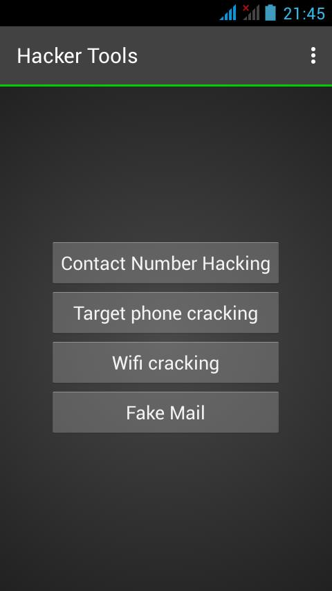 Hacker Fake Tools for Android - APK Download