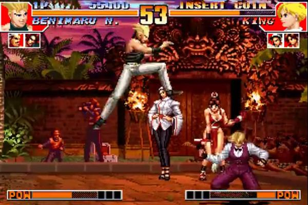 Hint King Of Fighters 97 For Android Apk Download