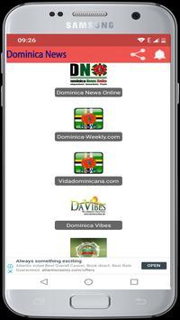 Dominica All News screenshot 2