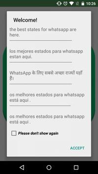 Latest Whatsapp Status 10000+ screenshot 1