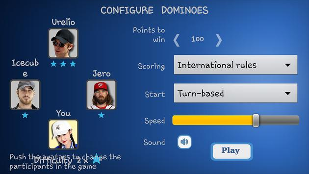 Dominos 208 screenshot 4
