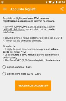 Tickets ATM Milan EXPO screenshot 4