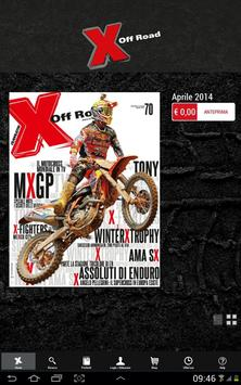 X off Road poster