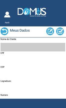 Domus Serviços Residenciais apk screenshot