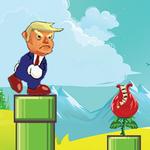 Trump Adventure - Super President Game APK