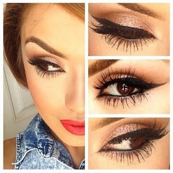 EyeLiner Makeup Video Tutorial apk screenshot