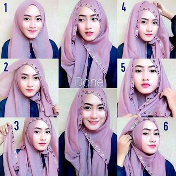 Hijab Style Video Tutorial screenshot 1