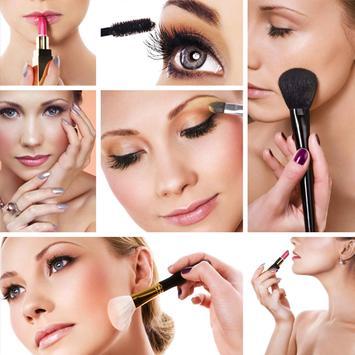 Face Makeup Video Tutorial apk screenshot