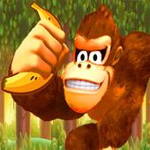 Free - Monkey Kong Country icon