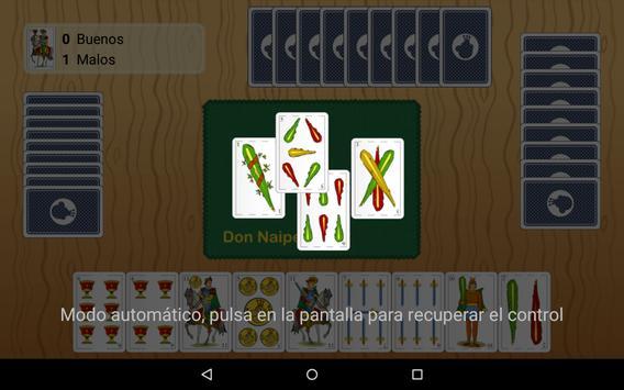 Tute a Cuatro apk screenshot