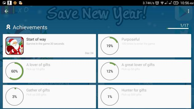 Save new year apk screenshot
