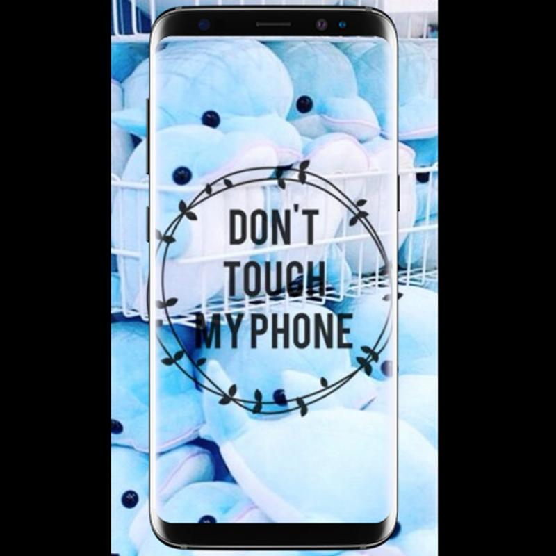 Dont Touch My Phone Wallpapers HD poster ...