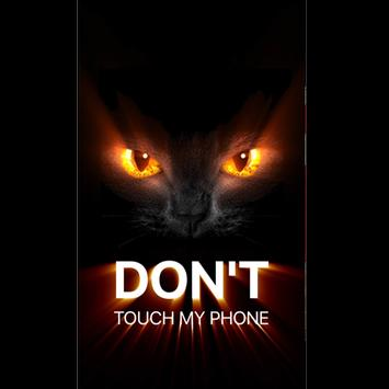 Dont Touch My Phone Wallpapers HD Screenshot