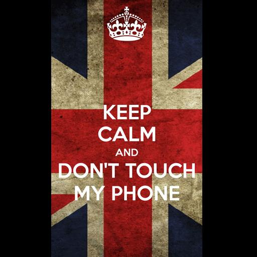 Don T Touch My Phone Wallpapers Hd For Android Apk Download
