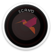 Scan'd icon