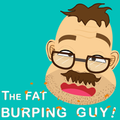 The Fat Burping Guy icon