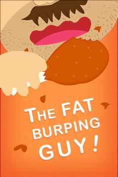 The Fat Burping Guy apk screenshot