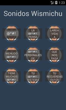 Sonidos Wismichu screenshot 2