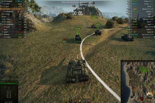 New World Of Tanks Tips apk screenshot