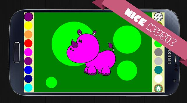 Animal Coloring Books for Kids screenshot 1