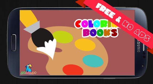 Animal Coloring Books for Kids screenshot 4