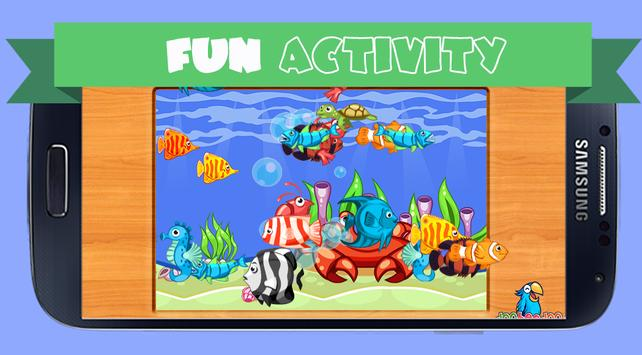 Jigsaw Puzzle For Kids Sea screenshot 4