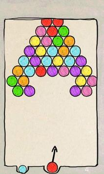 Doodle Bubble screenshot 2