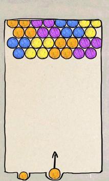 Doodle Bubble screenshot 4