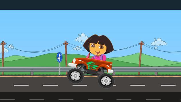 Little Game Dora Princess apk screenshot