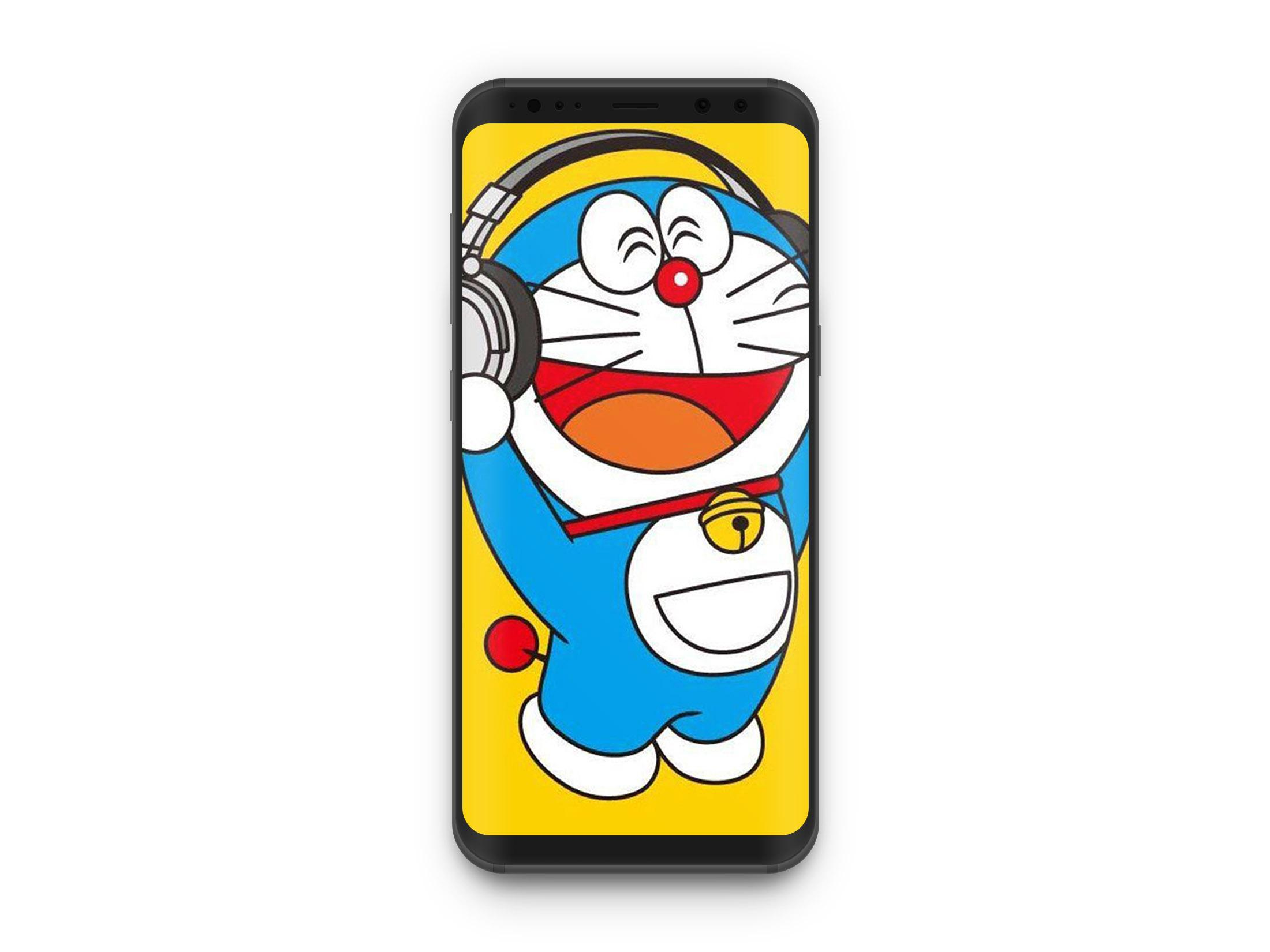 Doraemon-cartoon Wallpaper HD for Android - APK Download