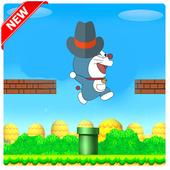 Doraemon adventure in jungle 2018 icon