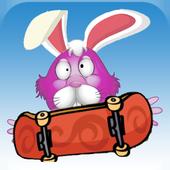 BUNNY : the skater adventure icon