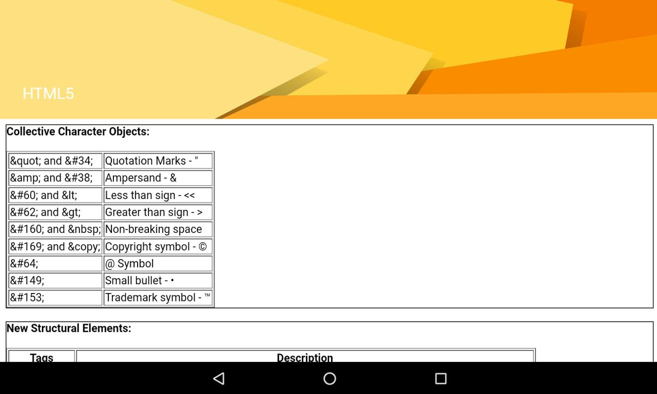 Offline Programming Cheat Sheets For Android Apk Download