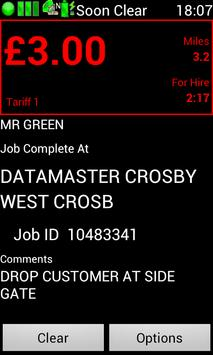Easybook Driver App apk screenshot